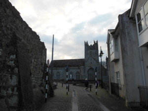 The Black Abbey. So much history in this town, it was amazing.