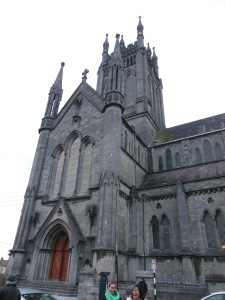 St. Mary's Cathedral in Kilkenny.
