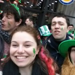 All the craziness of St. Paddy's :)
