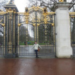 We found a piece of home at Canada Gate near Buckingham Palace! Had to get a picture.