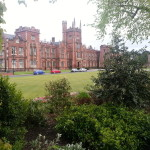 Queen's University in Belfast.