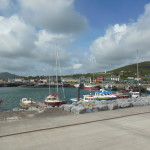 The Dingle Harbour was so cute!