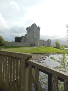 Ross Castle in Killarney National Park. It was pretty cool!