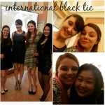 International black tie event!