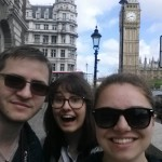 London was calling - & we answered!