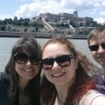 Selfies in Budapest!