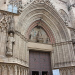 Catedral del Mar in Barcelona - a must see. Amazing.