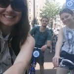 Our awesome bike ride!
