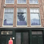 The Anne Frank House. It was an incredible and moving experience.