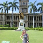 Being a fan of Hawaii Five-O, it was only right that I visited and got a photo at this iconic building! I was like a little kid, smiling ear to ear.