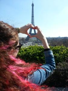 Eiffel Love