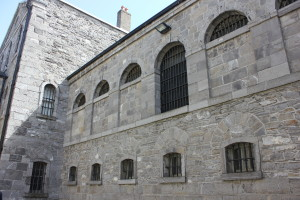 Kilmainham Gaol (jail) in Dublin - so full of history!