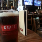 We stopped for dinner and a 'pint' at the Craft Brew House in Vancity. So good!
