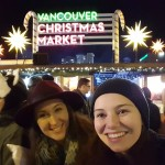 Vancouver Christmas Market with Brit!