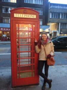 Julie Huff - British Phone Booth - JulieHuff.com
